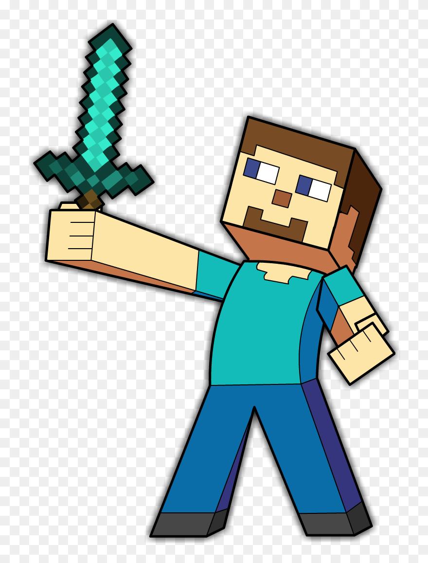 Minecraft Steve By Theiyoume On Newgrounds Minecraft Steve Hd