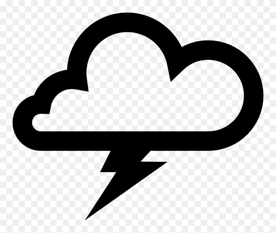 cloud with thunder vector clipart 5261085 pinclipart cloud with thunder vector clipart