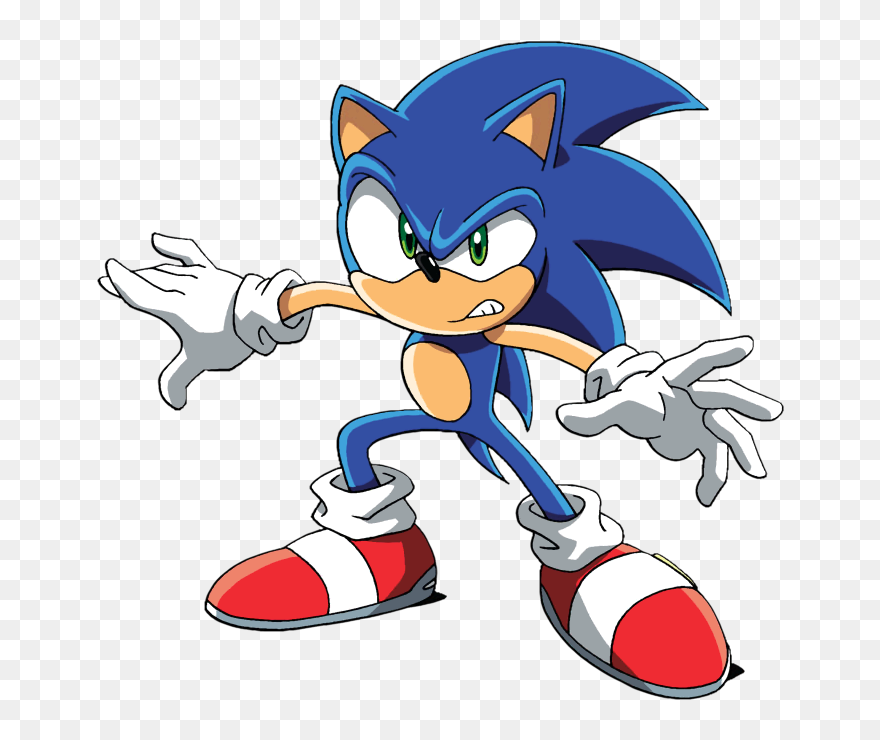 Sonicx Sonic The Hedgehog Sonic X Clipart 5273033 Pinclipart