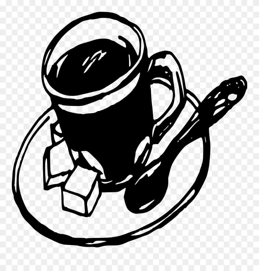 cup spoon svg clip arts cangkir kopi vektor png transparent png 5286062 pinclipart cup spoon svg clip arts cangkir kopi