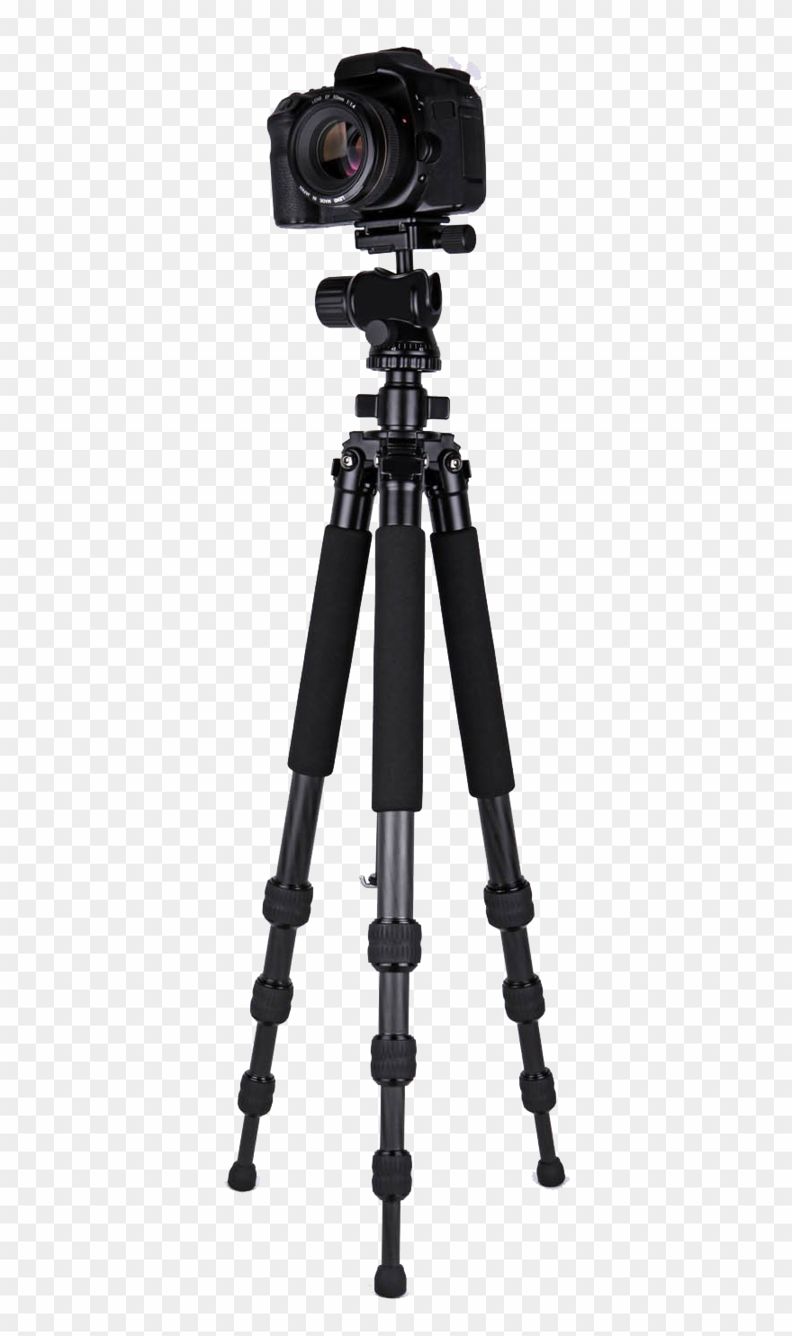 Video Camera Tripod Png Image - Camera On Tripod Png ...