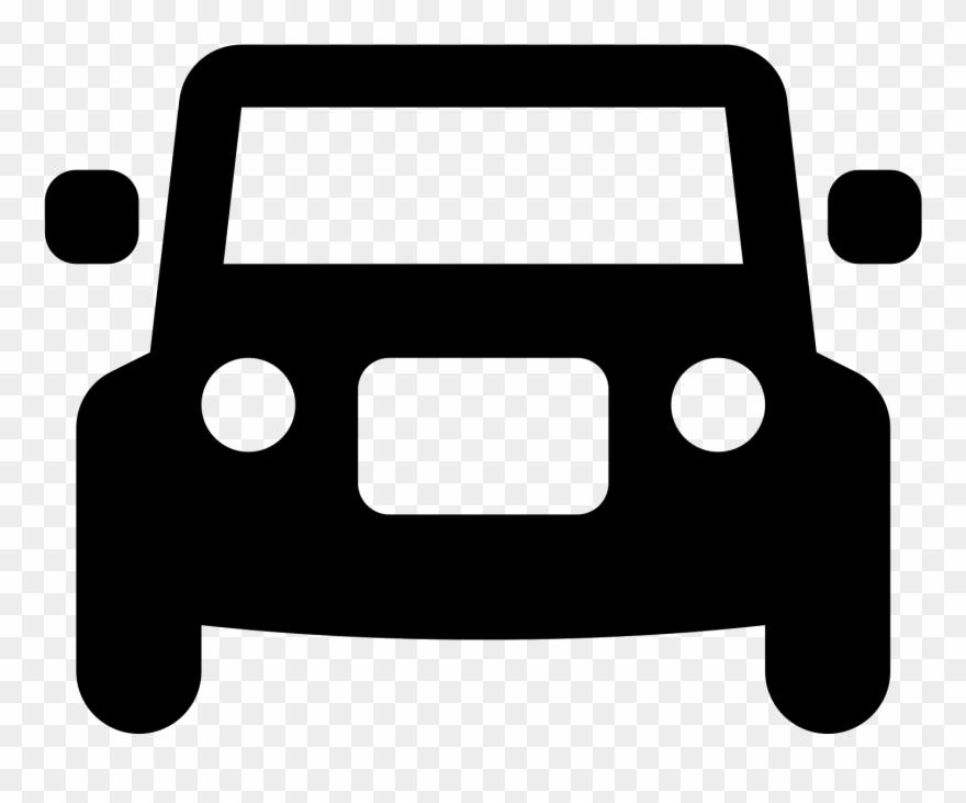 Jeep Wrangler Icon Clipart 537735 Pinclipart