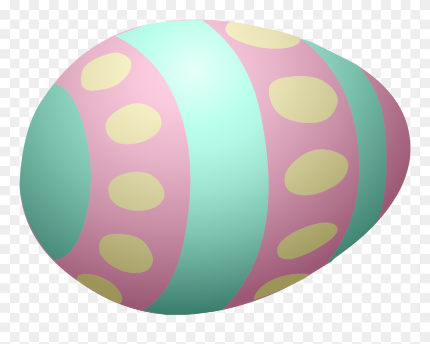 Easter Eggs Png Free Download - Easter Egg Vector Png Clipart