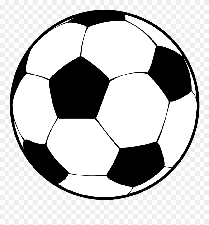 American Football Clip Art Transparent Background Soccer Ball Clipart Png Download 5301360 Pinclipart