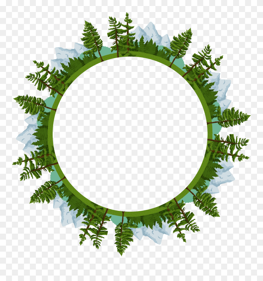 nature clipart frame nature border png download 5303528 pinclipart nature clipart frame nature border