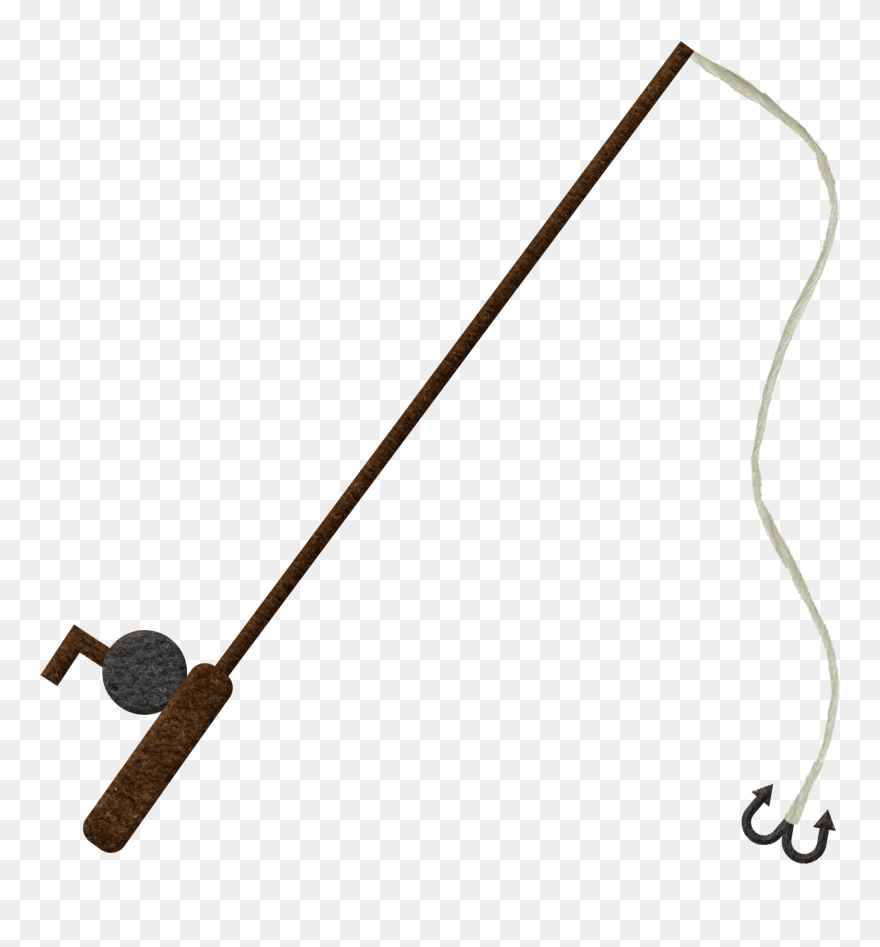 Download Fishing Rods Fishing Reels Fishing Tackle Clip Art Fishing Rod Png Clipart Transparent Png 5336628 Pinclipart