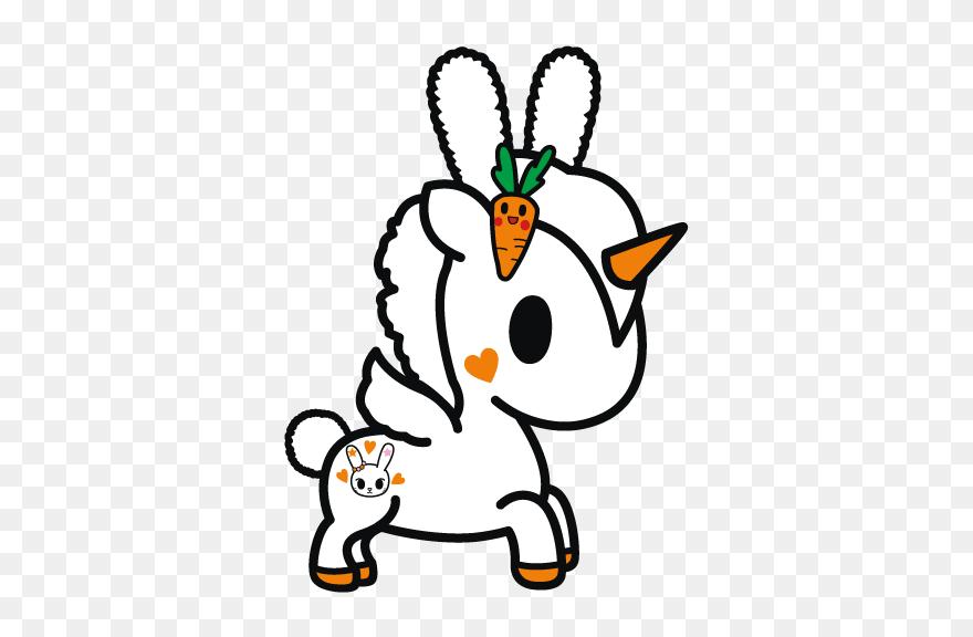 Unicorno Tokidoki Colouring Pages Clipart (#5337873) - PinClipart