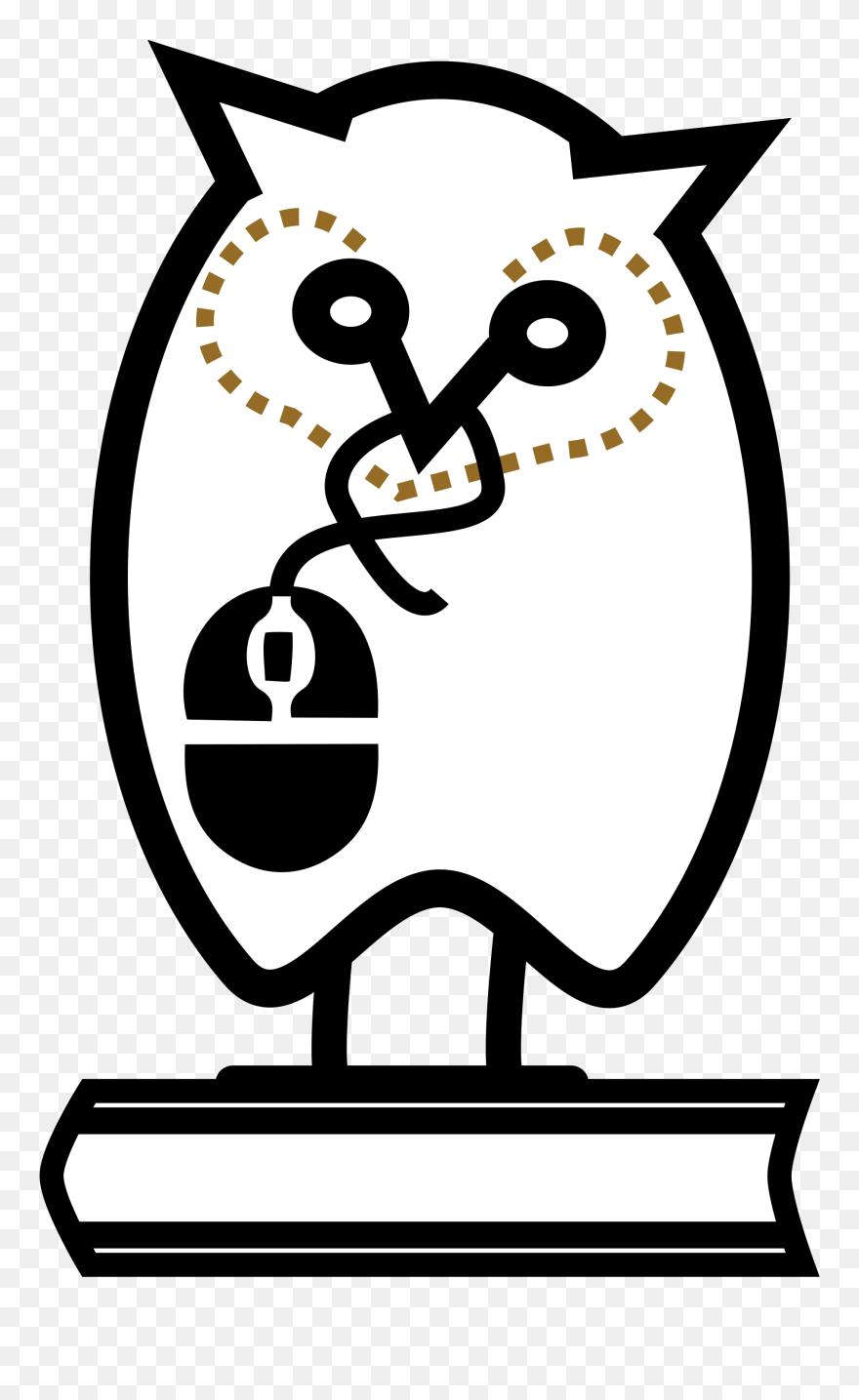 Px Wikipedia Library Owl Svg - 1lib1ref Clipart (#5351759 ...