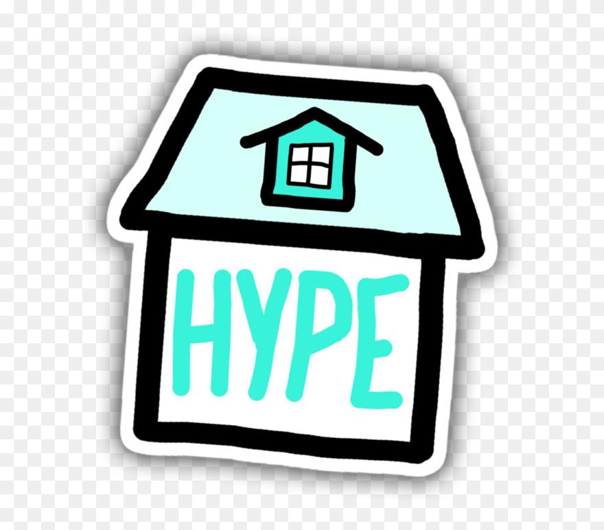 Hype House Logo Tik Tok Clipart 5370067 Pinclipart