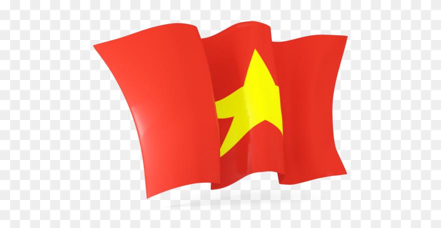 Transparent Vietnam Flag Png Clipart 5375040 Pinclipart