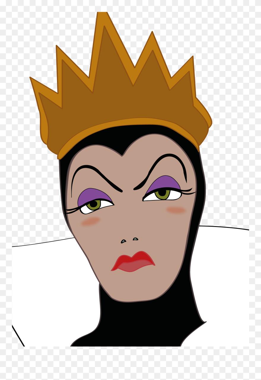 Evil Queen Maleficent Stepmother Queen Of Hearts Maleficent Cartoon Clipart 5391578 Pinclipart Queen of hearts crown halloween headdress evil queen crown alice cosplay party. evil queen maleficent stepmother queen