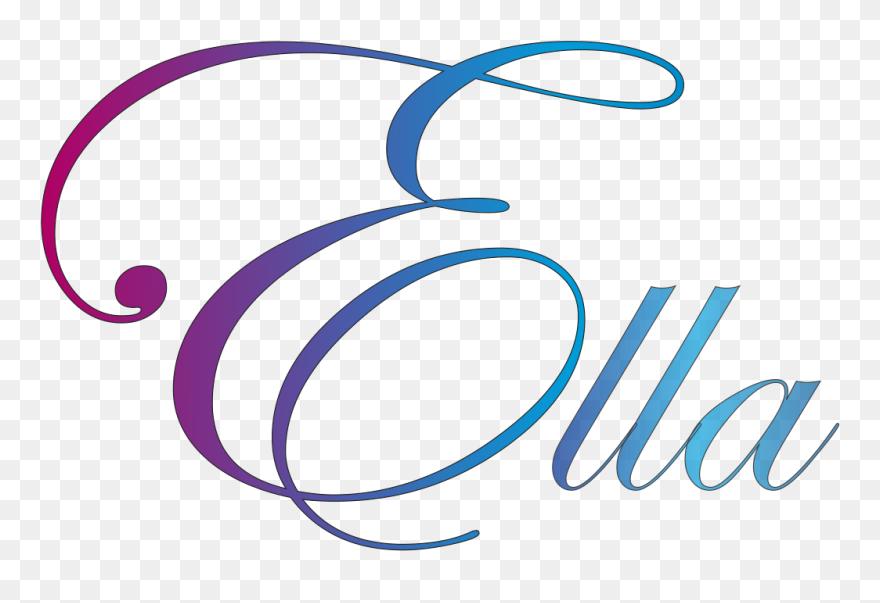 39++ Ella name clipart ideas