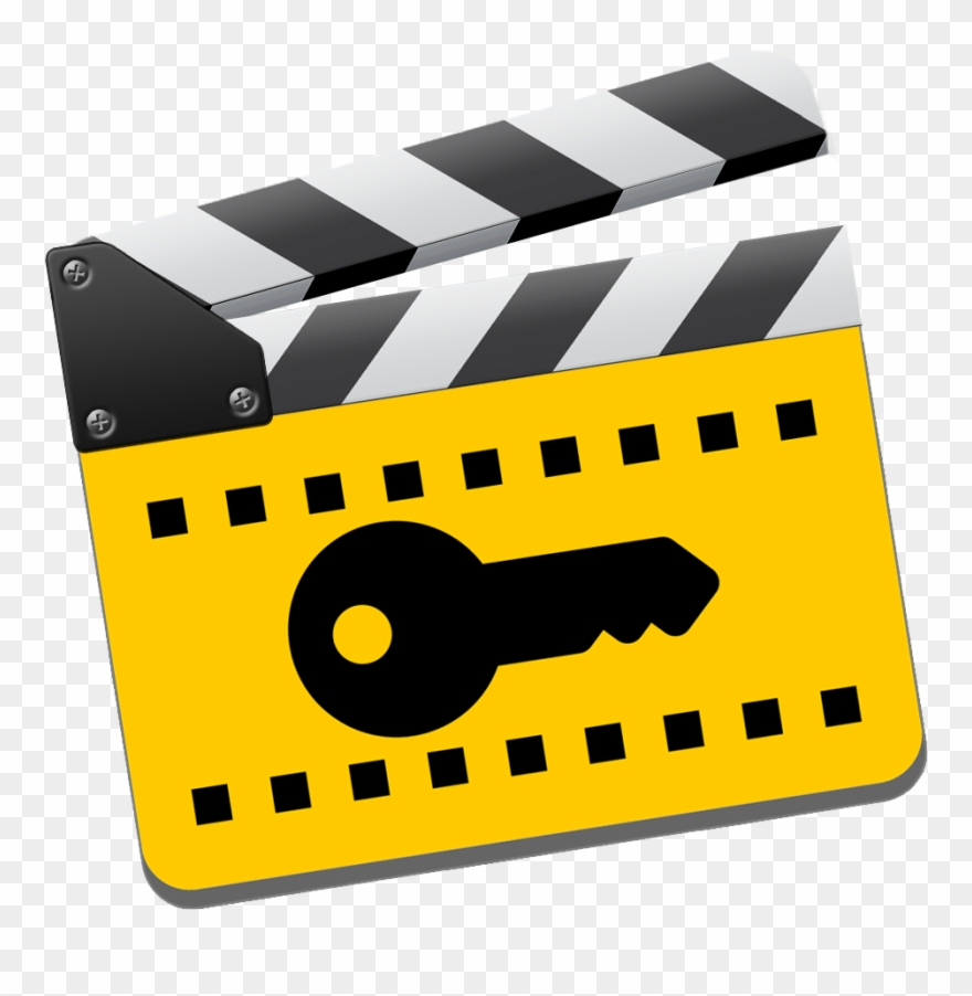 Keyclips App Icon - Final Cut Pro - Png Download (#544560) - PinClipart