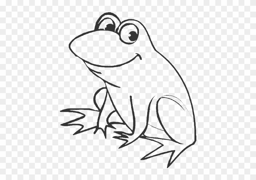 Cute Frog Coloring Pages Car Pictures Frog Coloring Pages Clipart