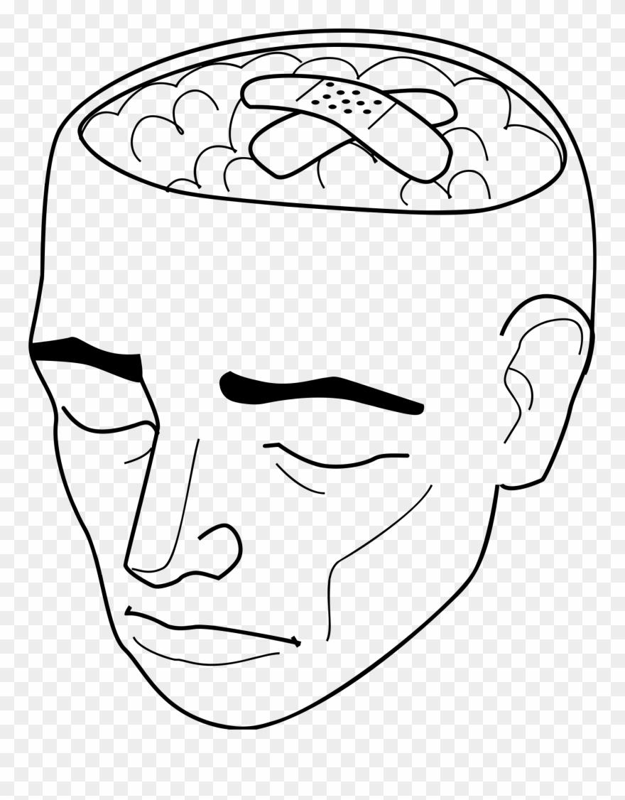 Big Image Salud Mental Para Dibujar Clipart 545248