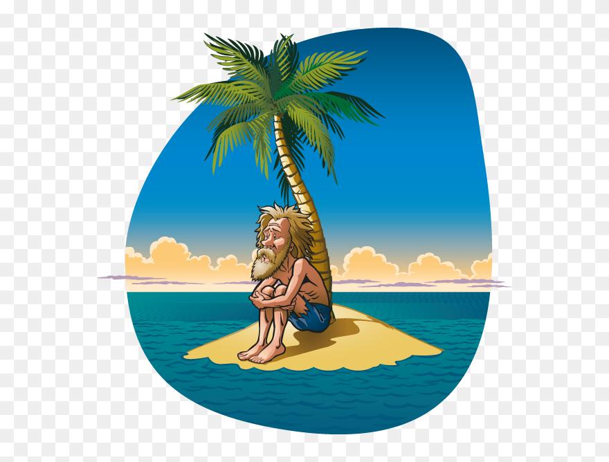Island Free Clipart - Island Clipart, HD Png Download , Transparent Png  Image - PNGitem