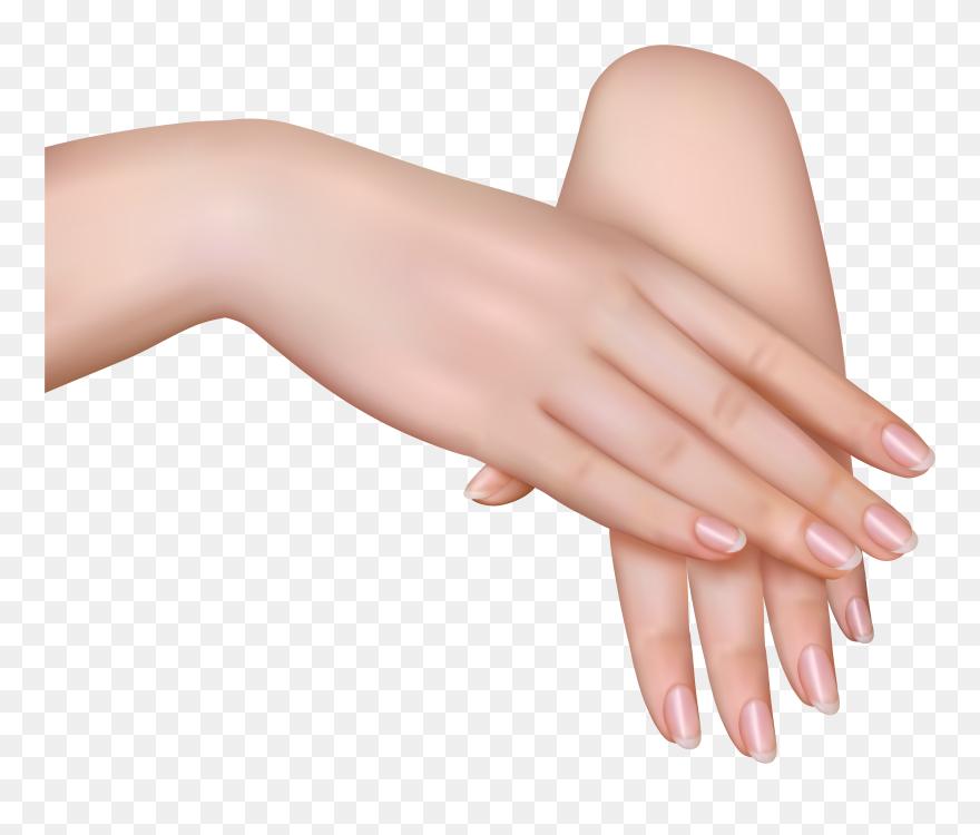 Manicure Clipart Transparent Background Girl Hands Png 5416840 Pinclipart Imagenes de manos en blanco y negro. manicure clipart transparent background