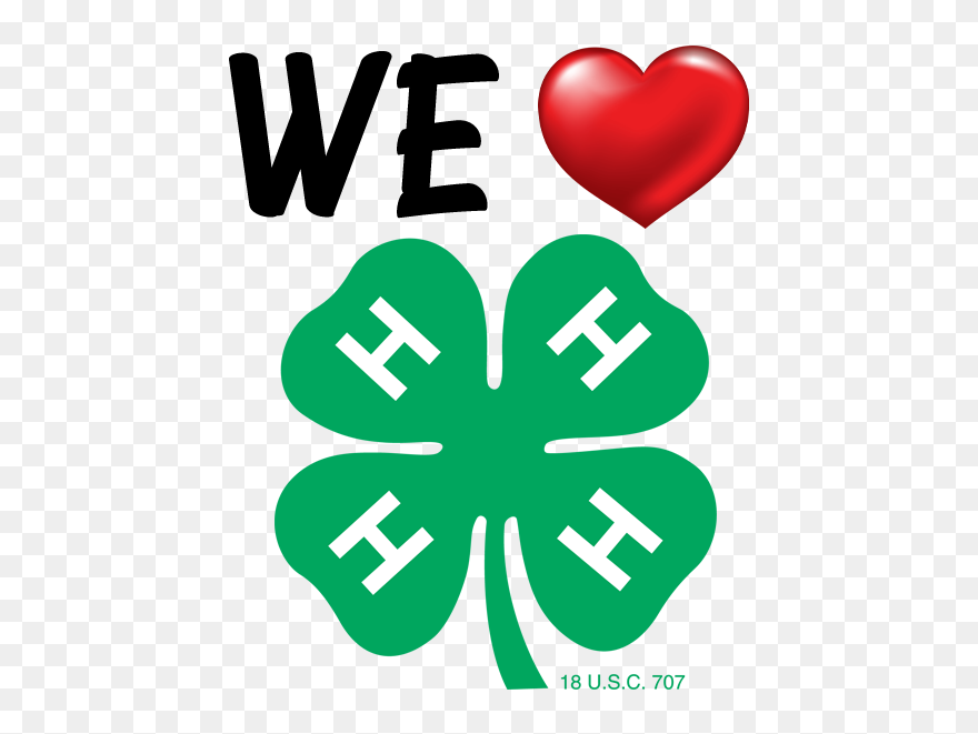 4-H Positive youth development Fair Agriculture, clover spring background  PNG clipart | free cliparts | UIHere