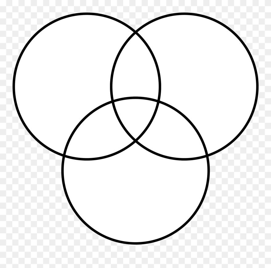 Download Download 3 Circles Png - Venn Diagram 3 Circles ...