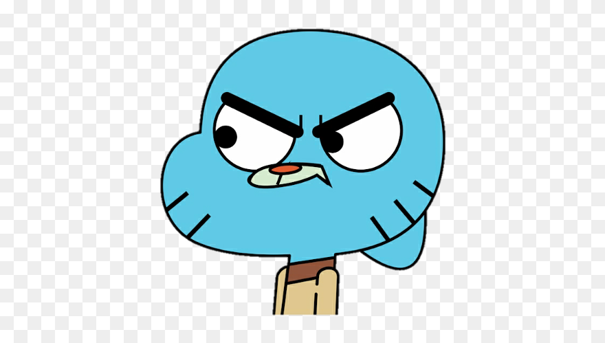 Gumball Cartoon Network Characters Clipart 5482354 Pinclipart