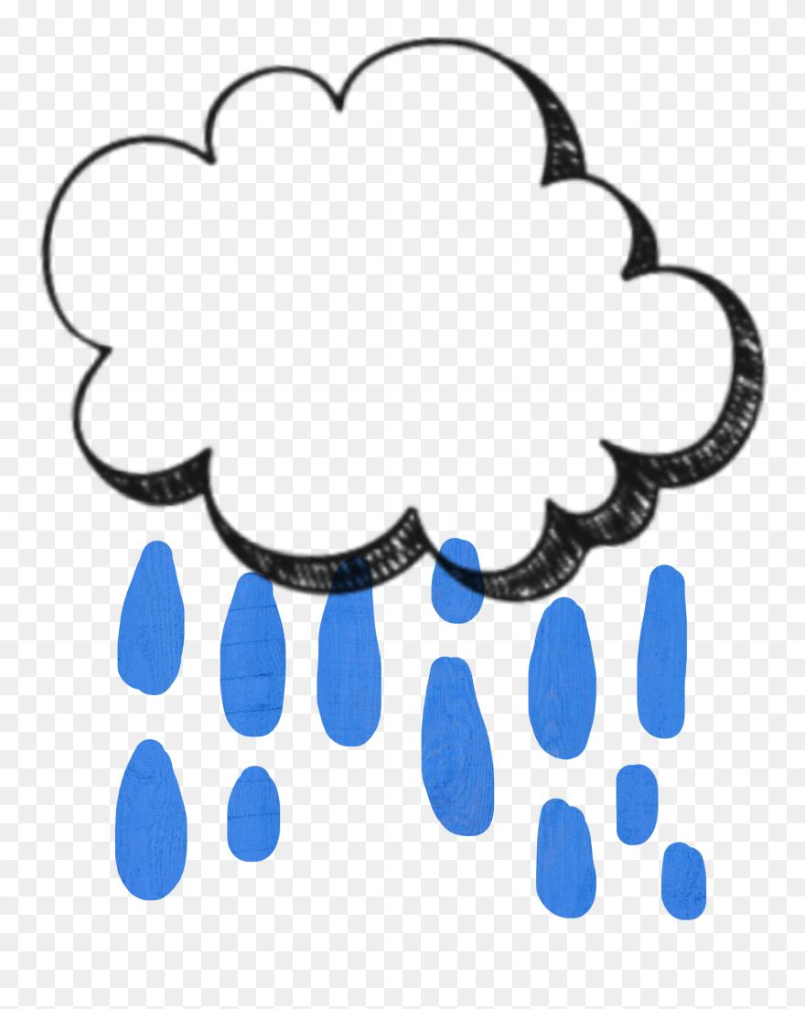 Rain Cloud Clip Art at Clker.com - vector clip art online, royalty free &  public domain