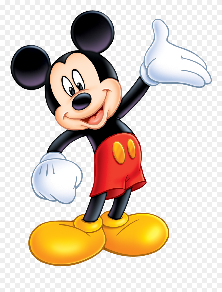Mickey Mouse Minnie Mouse Coloring Book Adult Mickey Mouse Easy Cartoon Drawing Clipart 5497965 Pinclipart