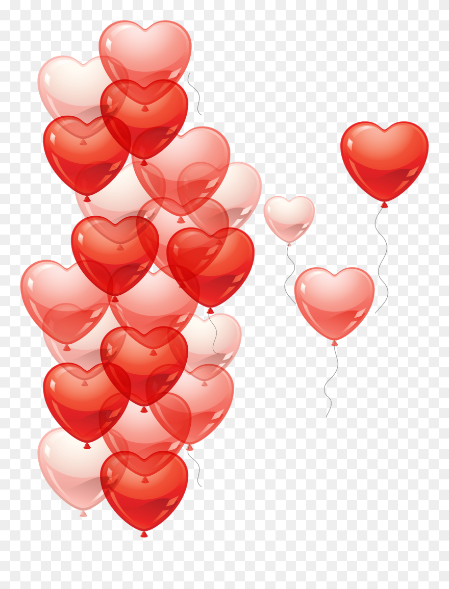 Free Birthday Balloon Clip Art Free Clipart Images Png Download 5498222 Pinclipart