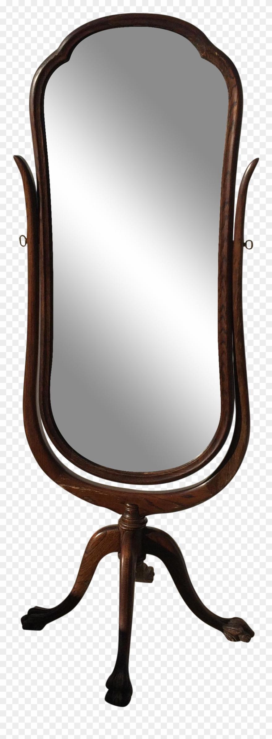 Mirror Clipart Floor Mirror Antique Cheval Mirror Png Download 551259 Pinclipart