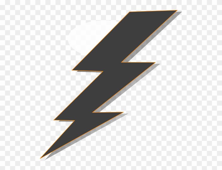 Lightning transparent background. Clipart png download