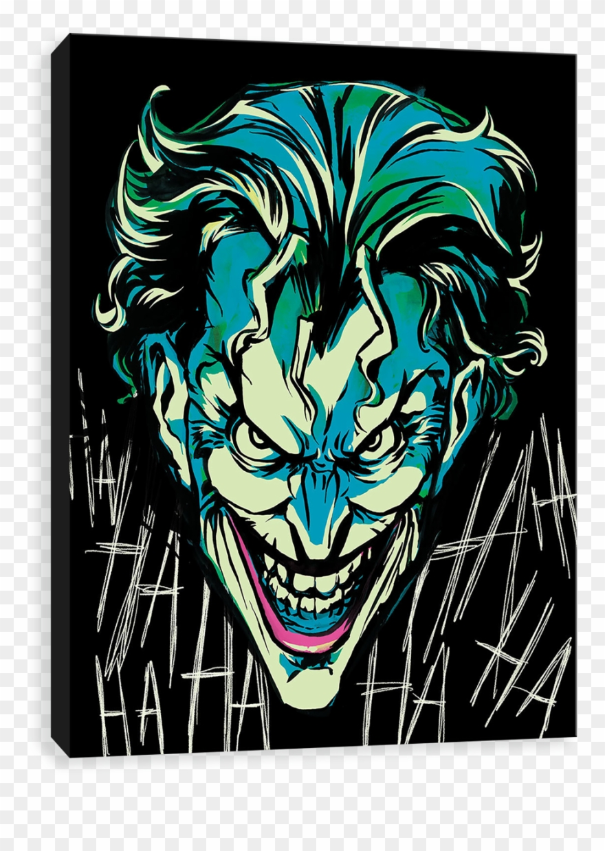 Clip black and white collection of free california comic joker face close up png