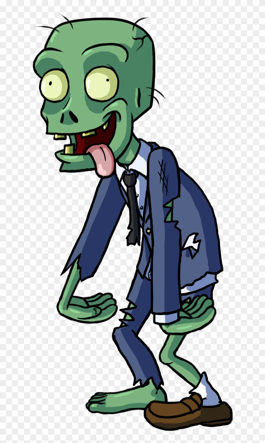 Download Png Zombie Cartoon Png Gif Base
