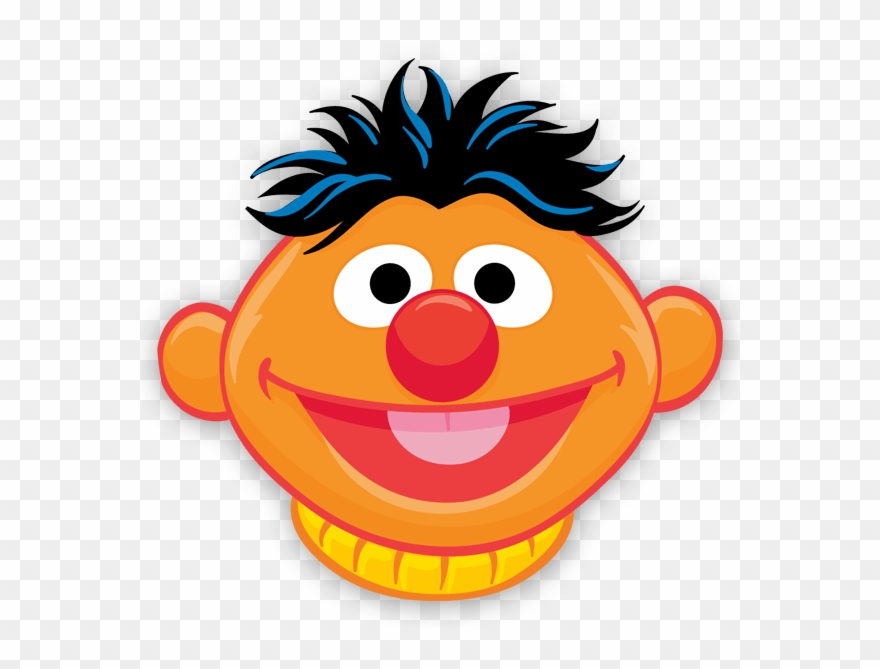 Stickers For Kids Ernie Zoe Sesame Street Characters
