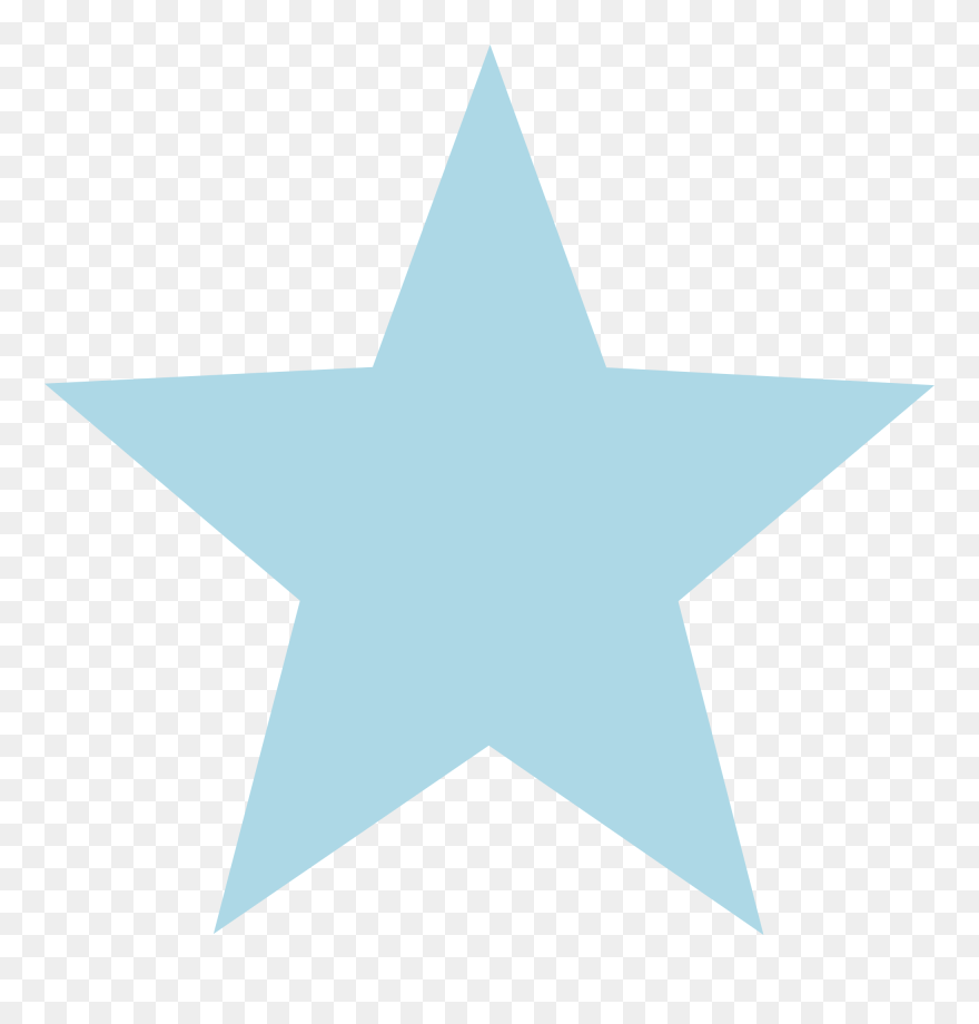 Red White And Blue Star Clipart Banner Freeuse 28 Collection Light Blue Star Png Transparent Png 5500398 Pinclipart