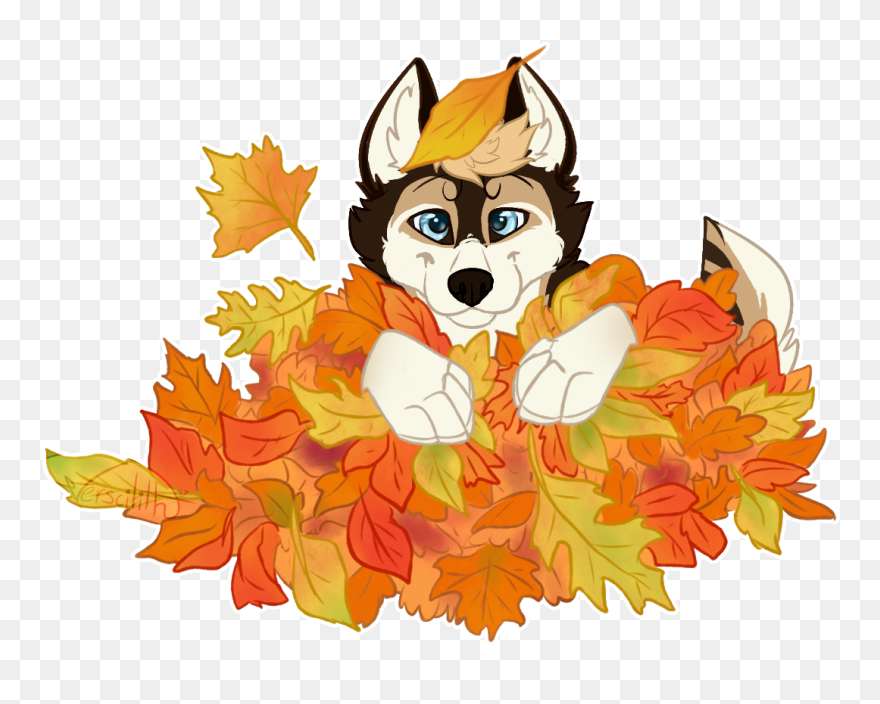 Transparent Fall Leaf Pile Clipart Cartoon Pile Of Leaves Transparent Png Download 5503480 Pinclipart