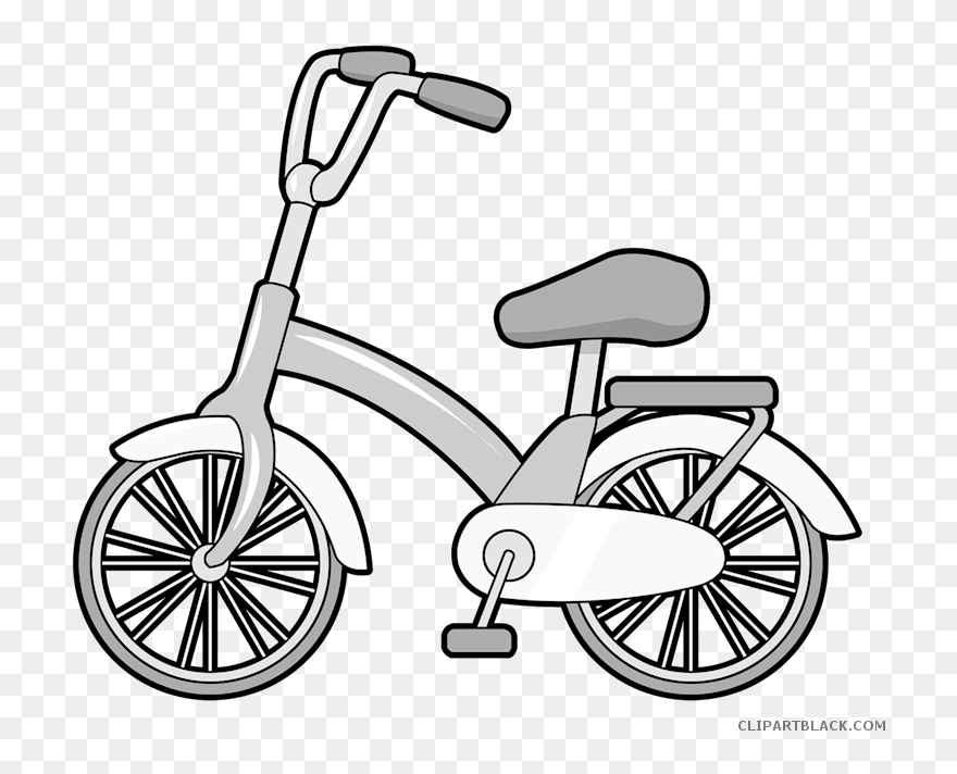 Free Black White Images Bicycle Clipart Black And White Png Transparent Png 5505410 Pinclipart