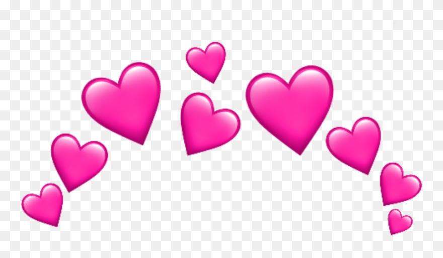 Emoji whatsapp herz ❤️ Heart