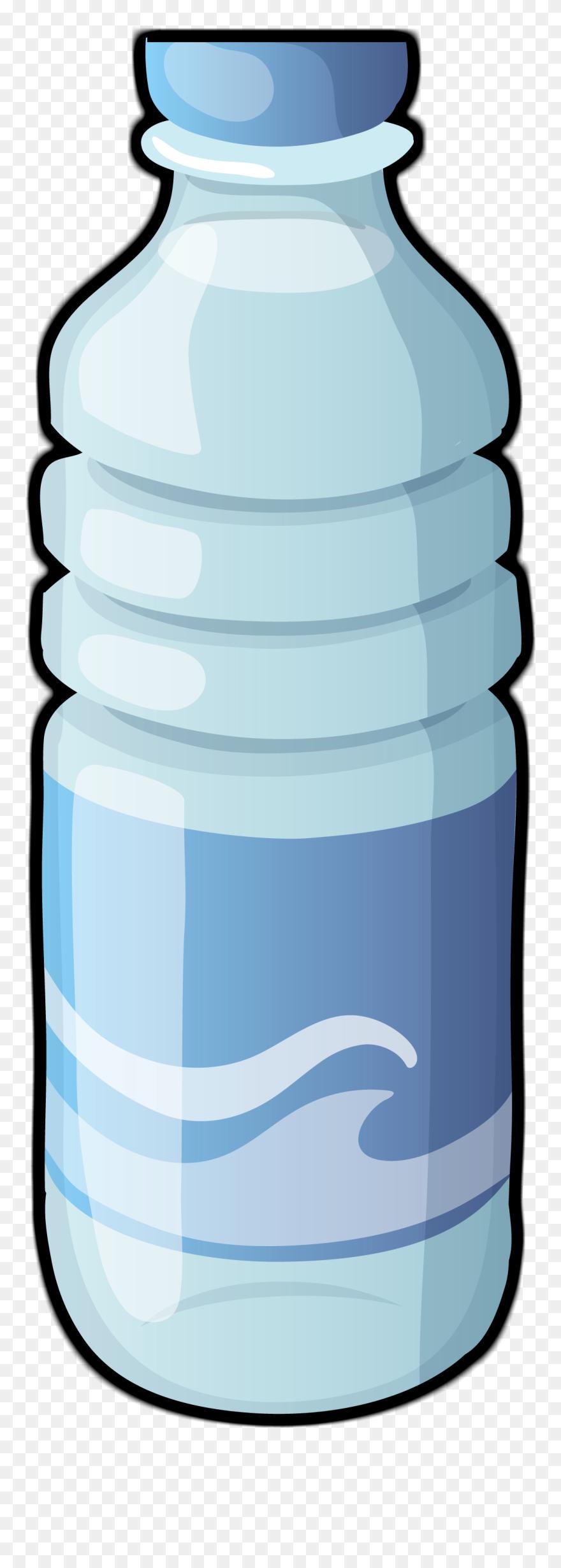 Transparent Background Plastic Bottle Cartoon Clipart 5521781 Pinclipart