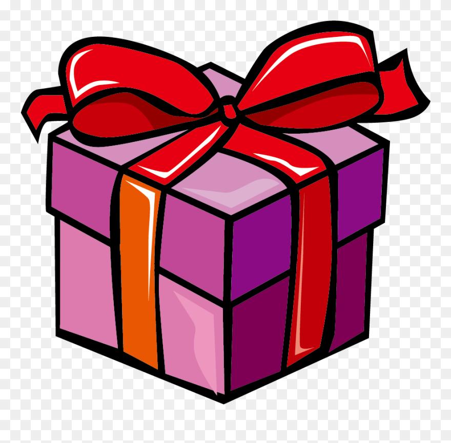 Drawing Present Cartoon Cartoon Gift Box Drawing Clipart 5532188 Pinclipart