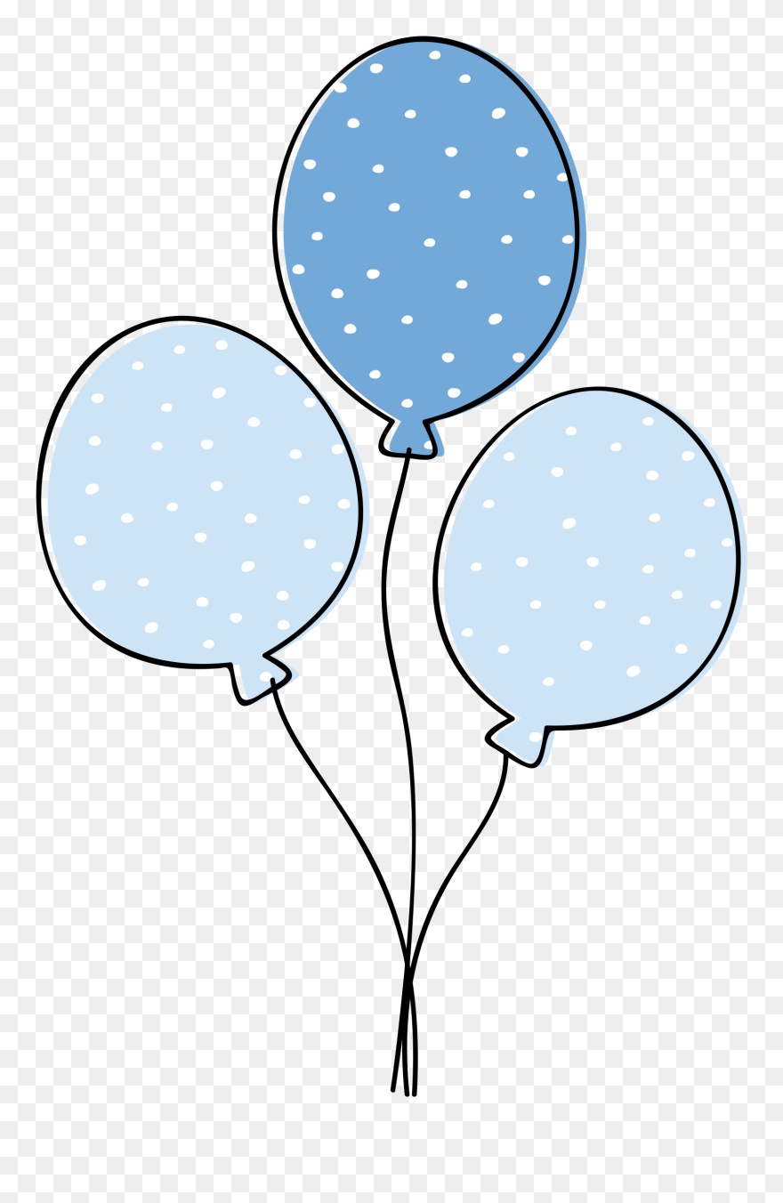 Transparent Water Balloon Clip Art Balloon For Baby Clip Art Png Download 5535134 Pinclipart