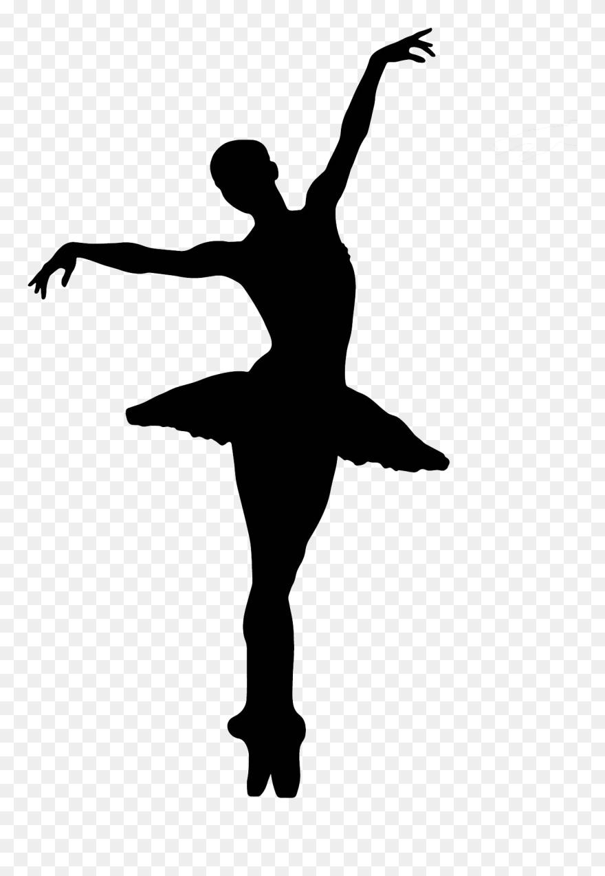 Jessie Eccles Quinney Ballet Centre Silhouette Ballet Dancer Silhouette Clipart 5591722 Pinclipart