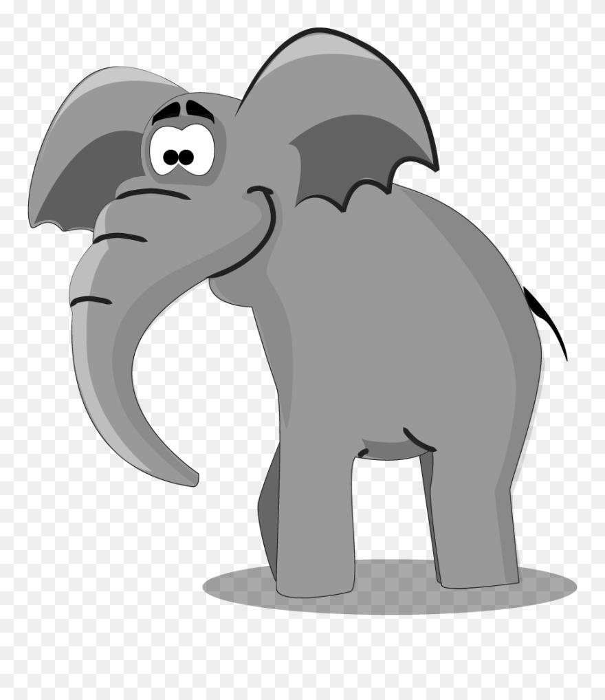 Elephant Clipart (#5597728) - PinClipart