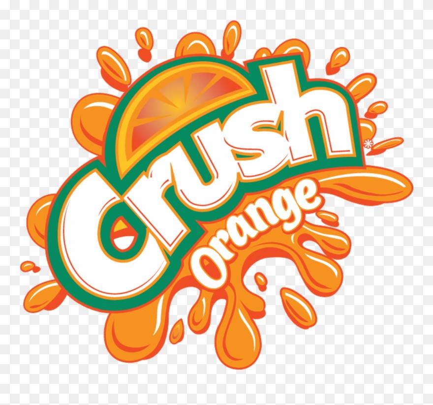 Company Logos Clipart Soda - Orange Crush Logo Png Transparent Png