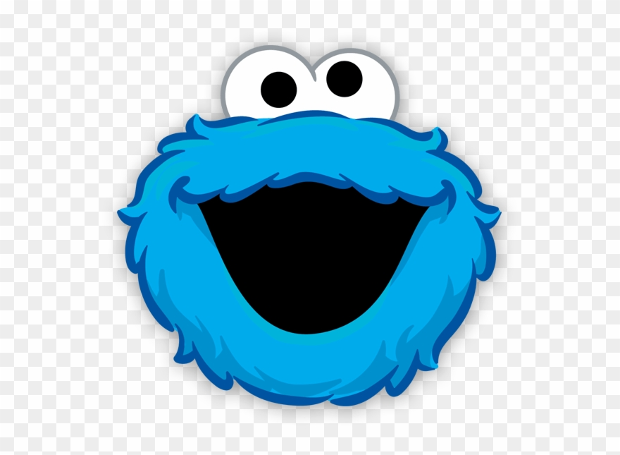 Cookie Monster Clipart Png Transparent Png 568128