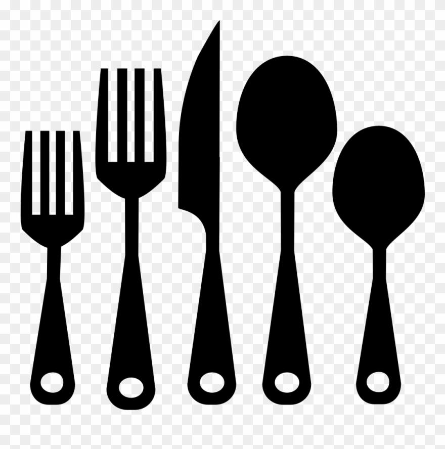 Kitchen Utensils Clipart Png Download Utensilios De Cocina Vector