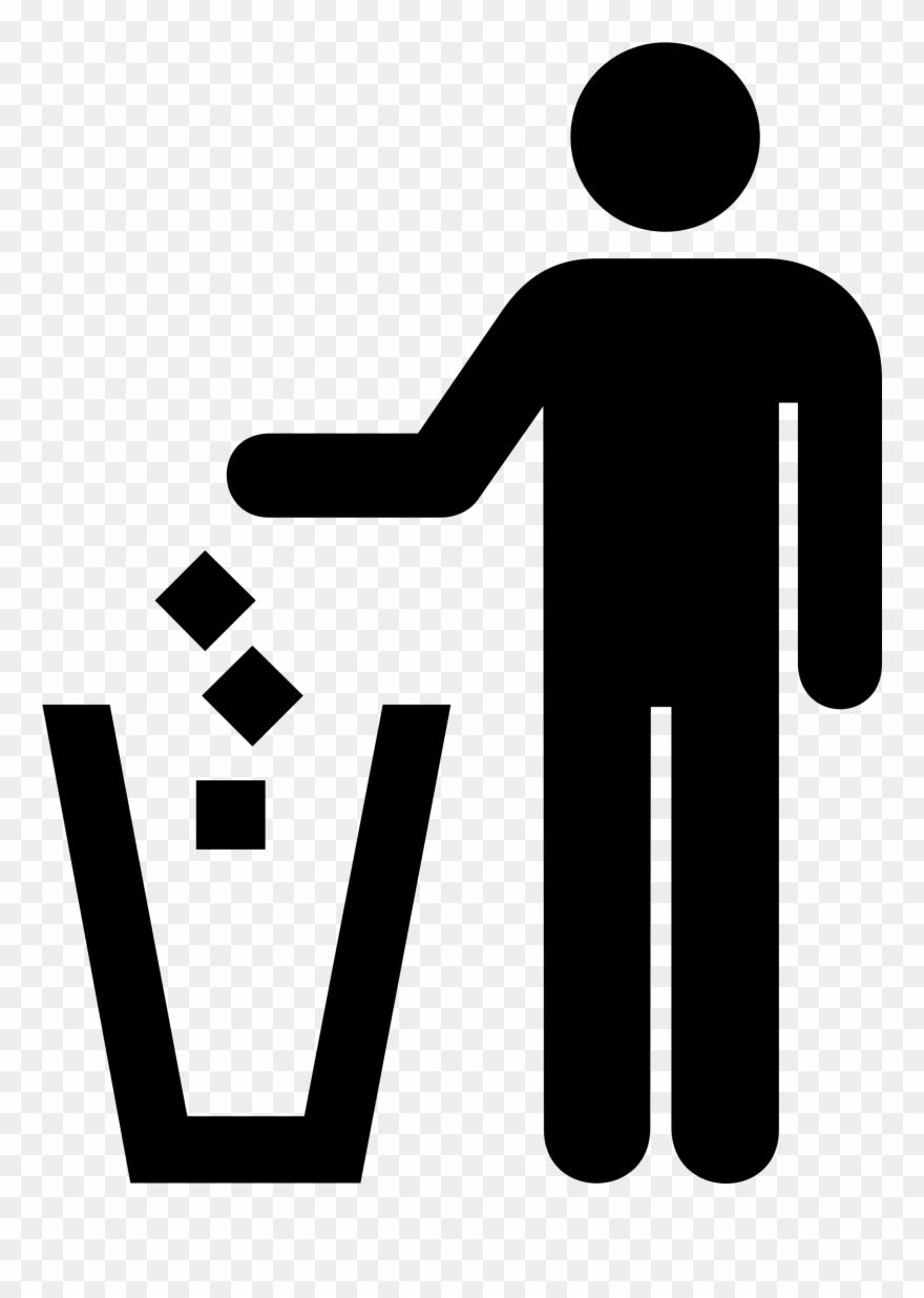 trash can - trash icon clipart   569907