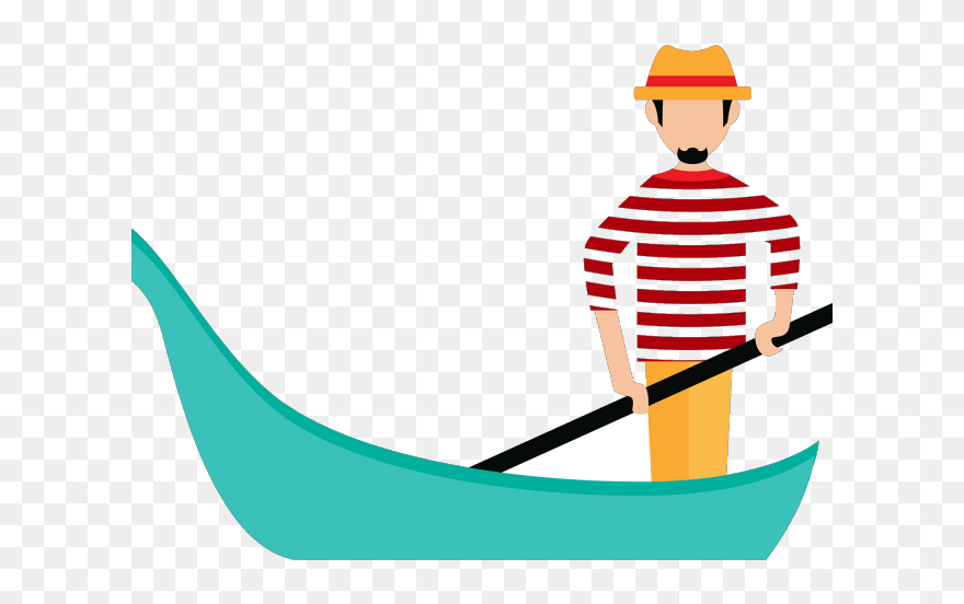 gondola clipart - png download (#5630062) - pinclipart  pinclipart.