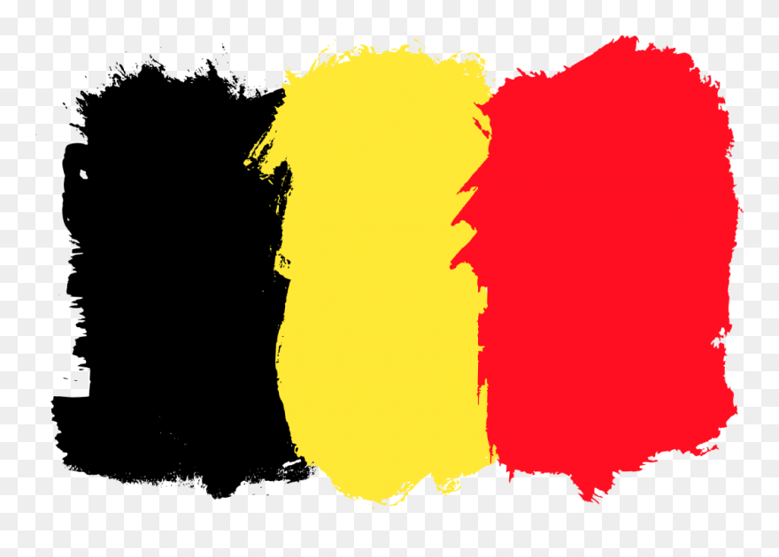 Of Png Transparent Onlygfx - Belgium Flag Png Clipart ...