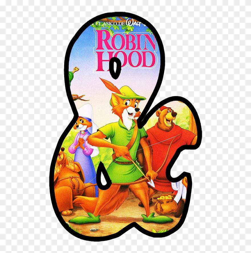 Robin Hood 1973 Clipart (#5664754) - PinClipart