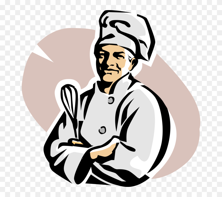 Cuisine Chef Cook Female Transprent Png Free - 料理 人 イラスト Clipart (#1226798)  - PinClipart