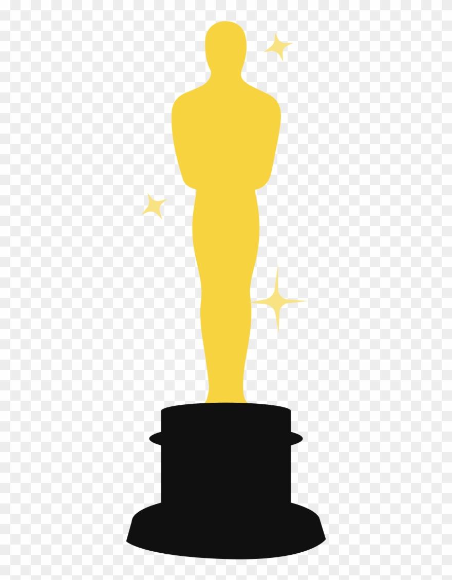 Oscar Trophy Template Clipart 571503 Pinclipart